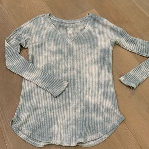 AE Soft & Sexy Ribbed L/S T-shirt M